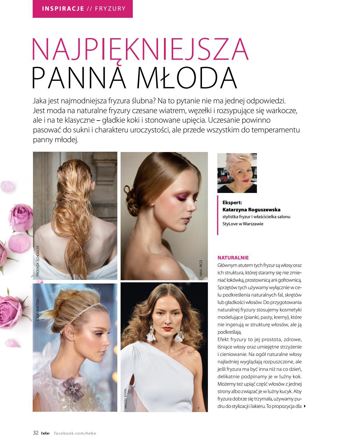 Gazetka promocyjna Hebe do 31/08/2018 str.32