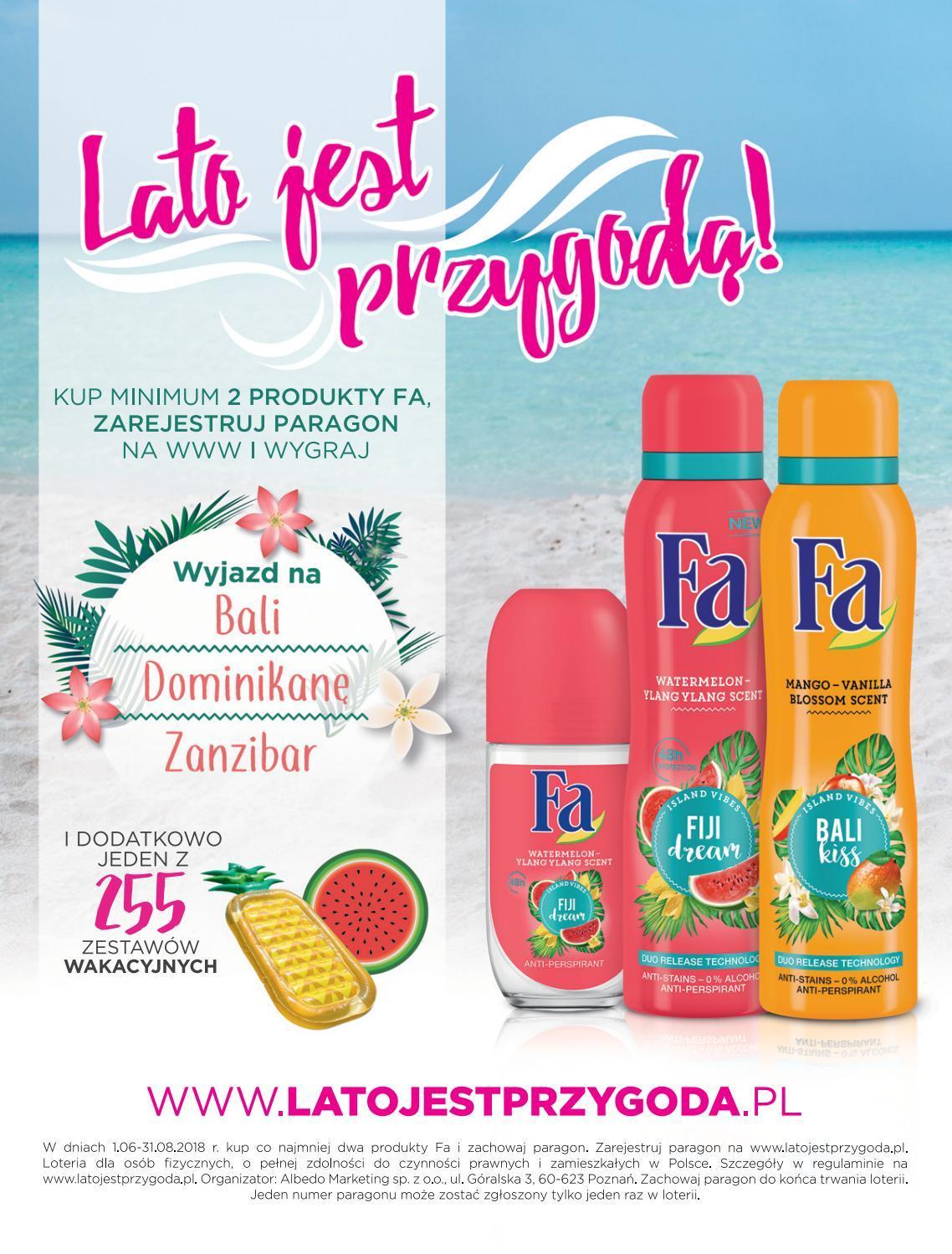 Gazetka promocyjna Hebe do 31/08/2018 str.78