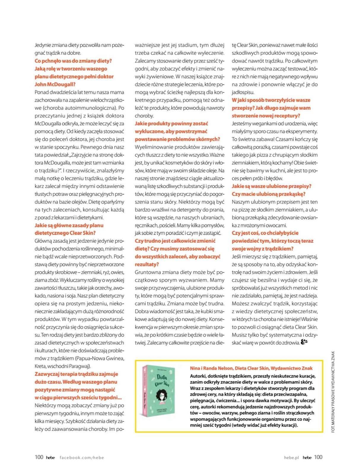Gazetka promocyjna Hebe do 31/05/2019 str.99