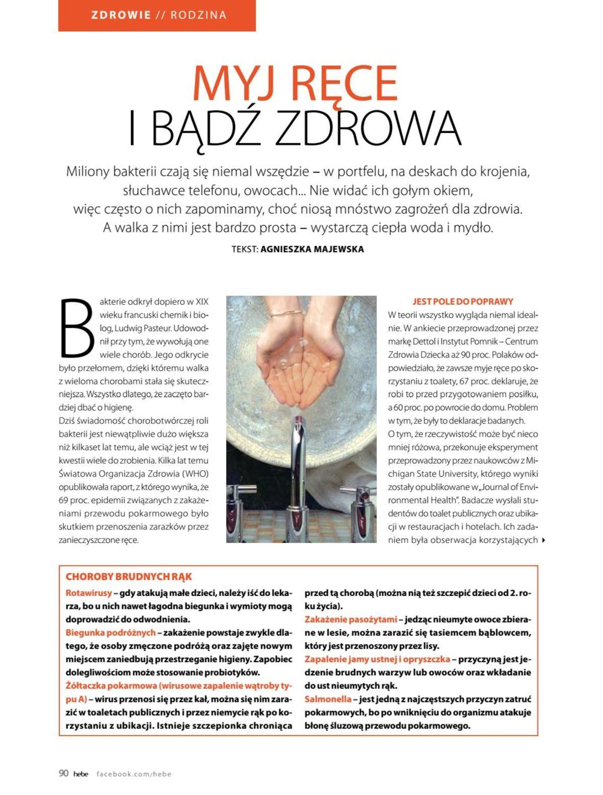 Gazetka promocyjna Hebe do 31/05/2019 str.89