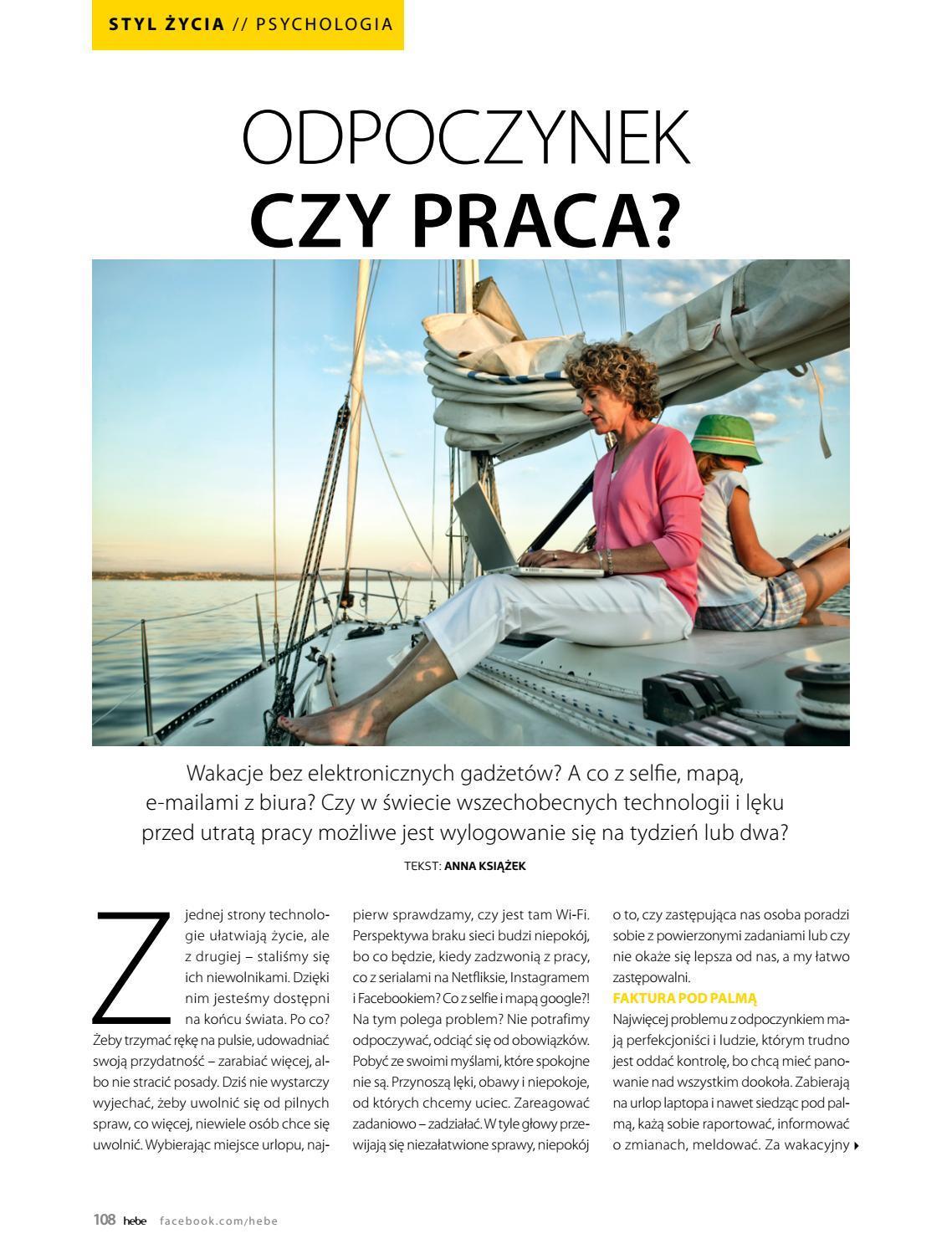 Gazetka promocyjna Hebe do 30/06/2018 str.108