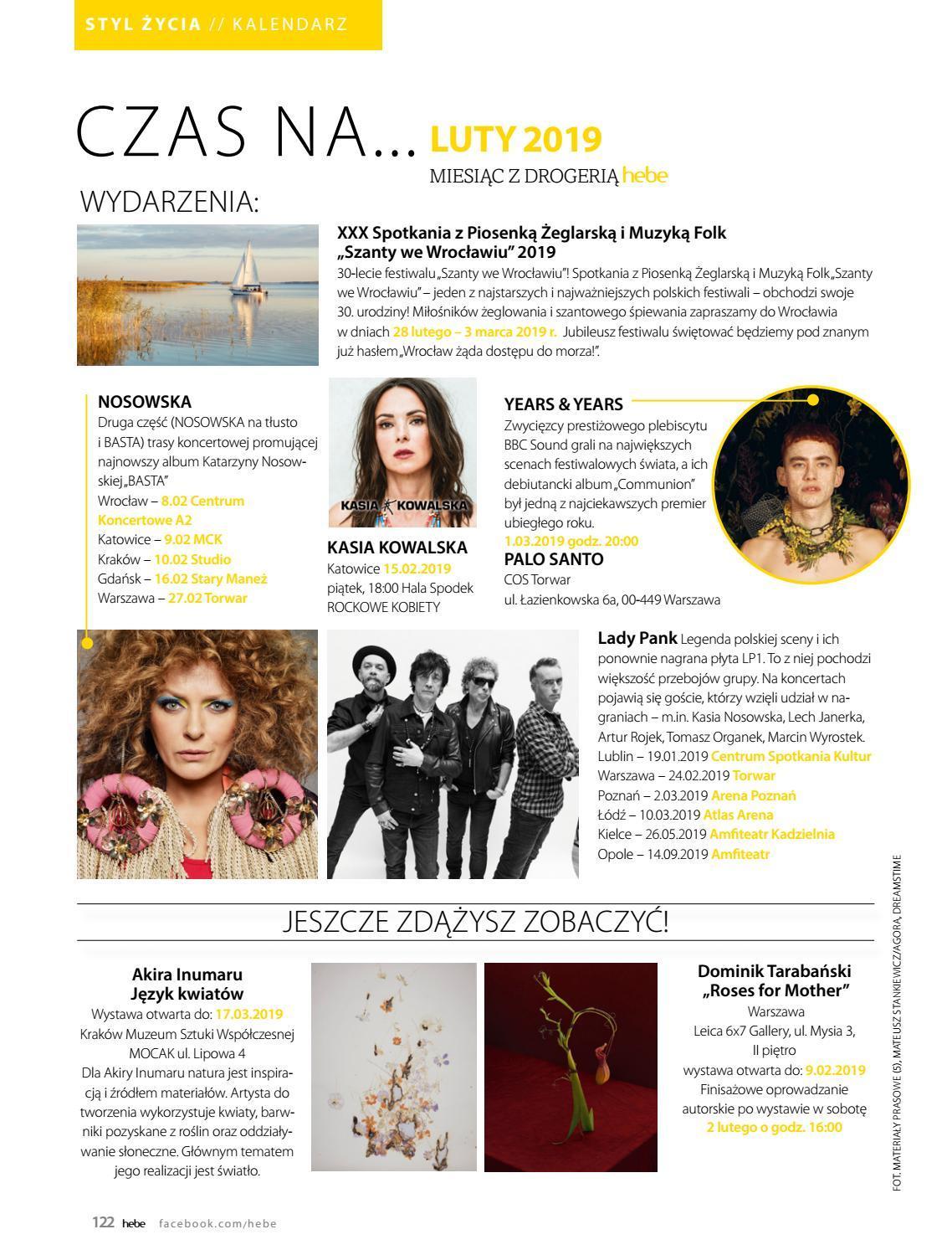 Gazetka promocyjna Hebe do 28/02/2019 str.121