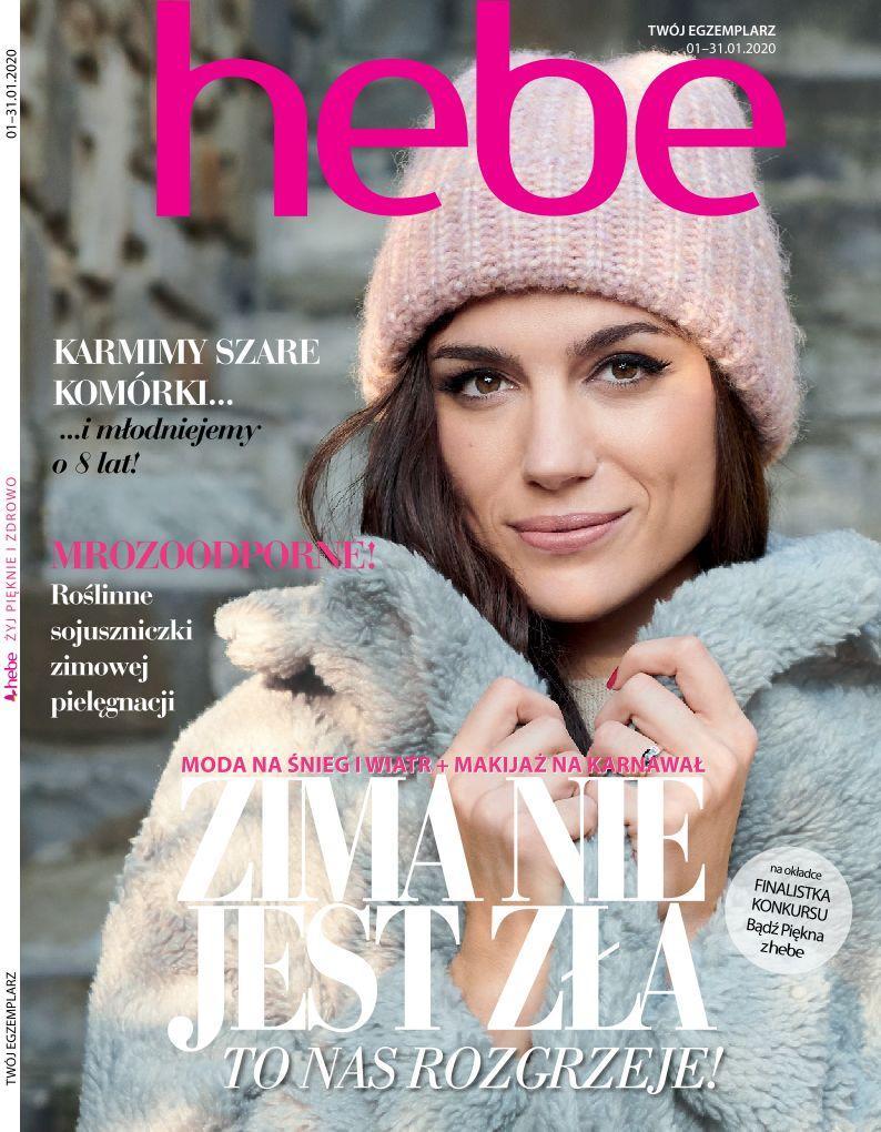 Gazetka promocyjna Hebe do 31/01/2020 str.1