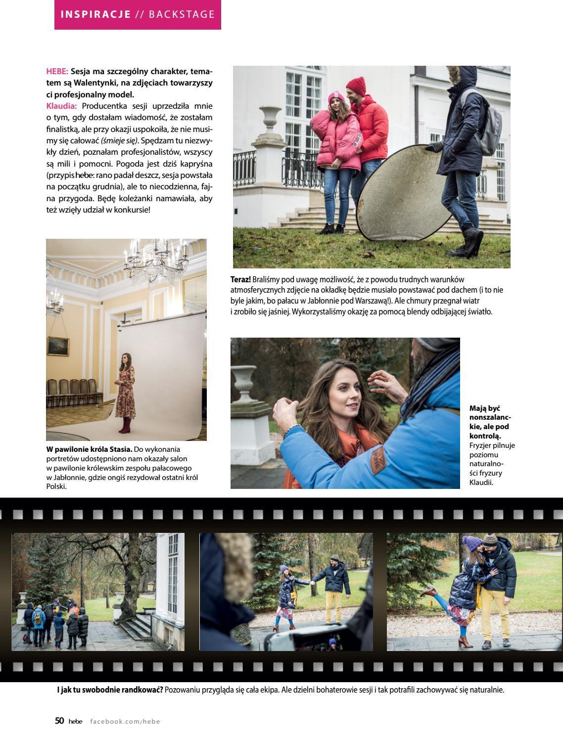 Gazetka promocyjna Hebe do 28/02/2019 str.49