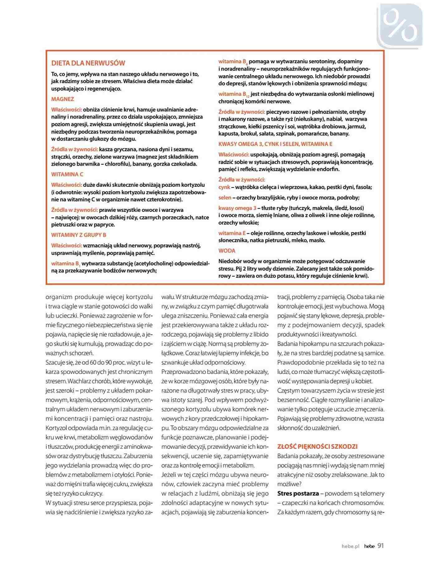 Gazetka promocyjna Hebe do 31/01/2019 str.91