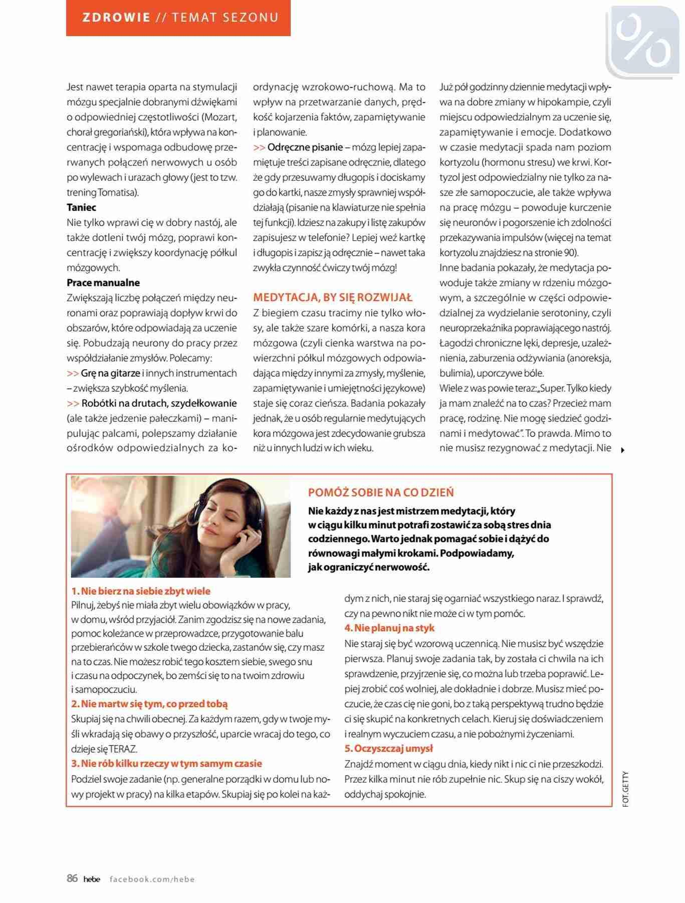 Gazetka promocyjna Hebe do 31/01/2019 str.86