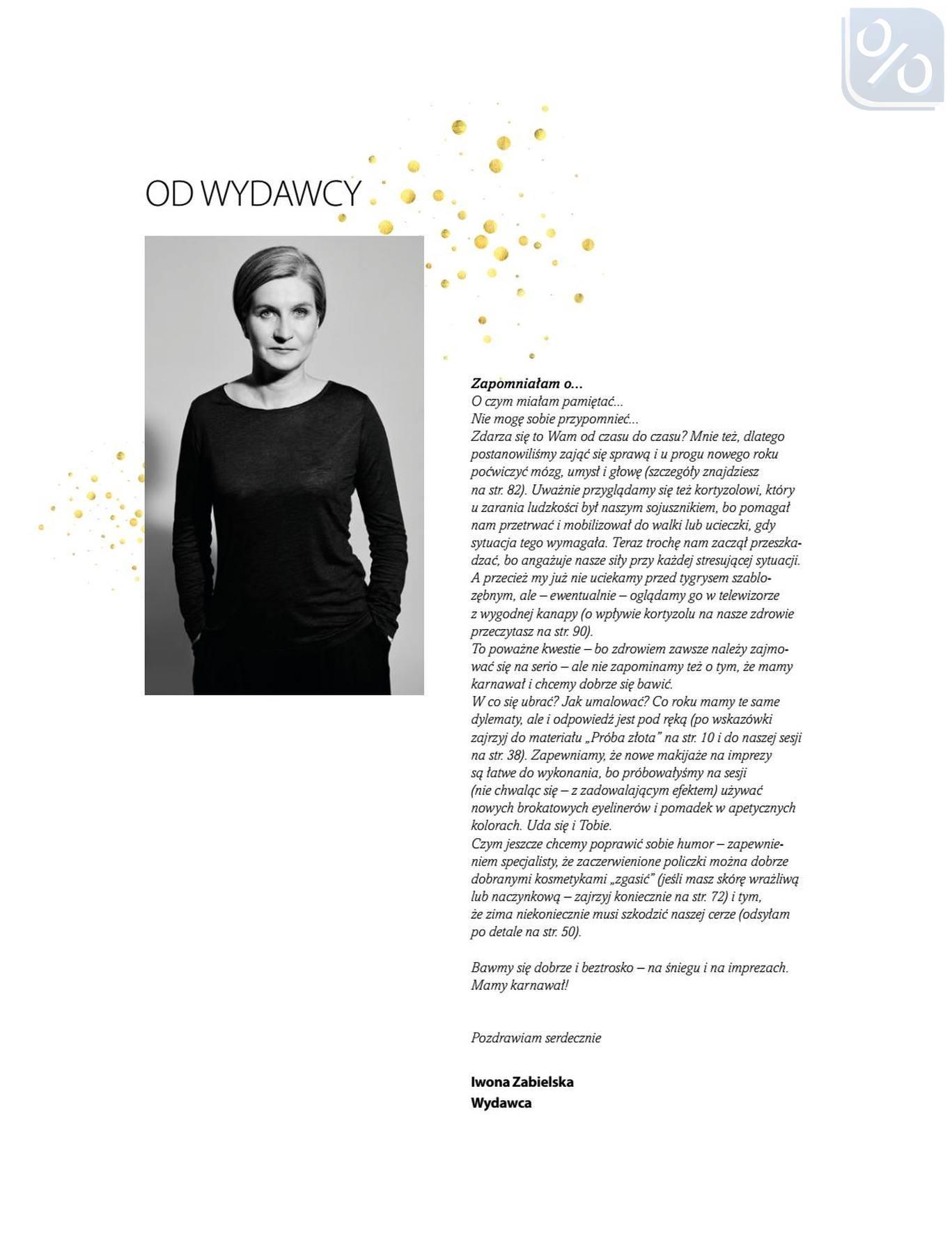 Gazetka promocyjna Hebe do 31/01/2019 str.3