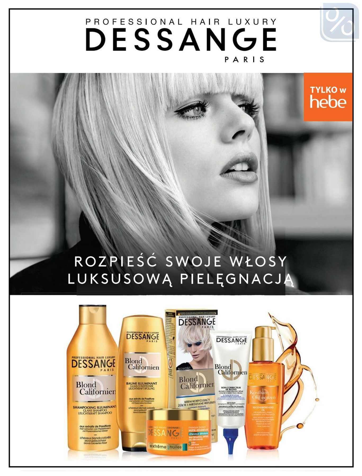 Gazetka promocyjna Hebe do 31/01/2019 str.89