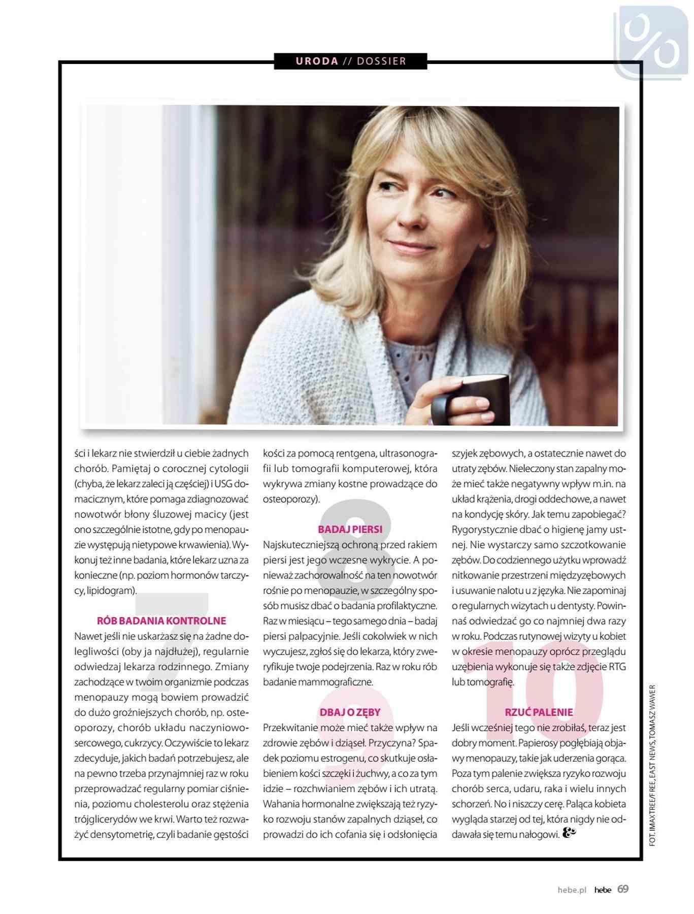 Gazetka promocyjna Hebe do 31/01/2019 str.69
