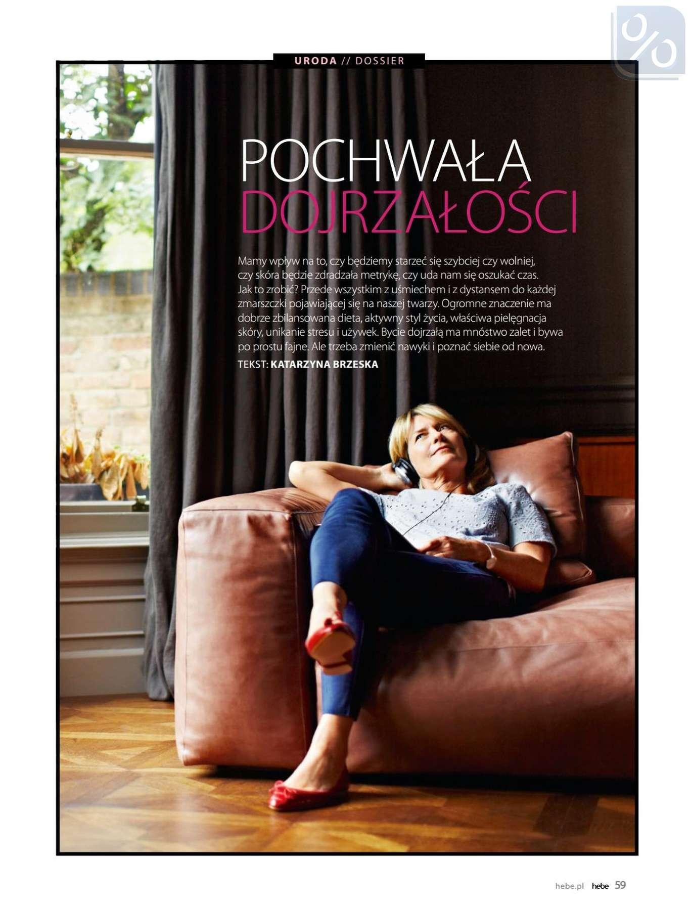 Gazetka promocyjna Hebe do 31/01/2019 str.59