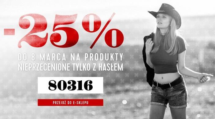 Gazetka promocyjna House do 08/03/2016 str.1