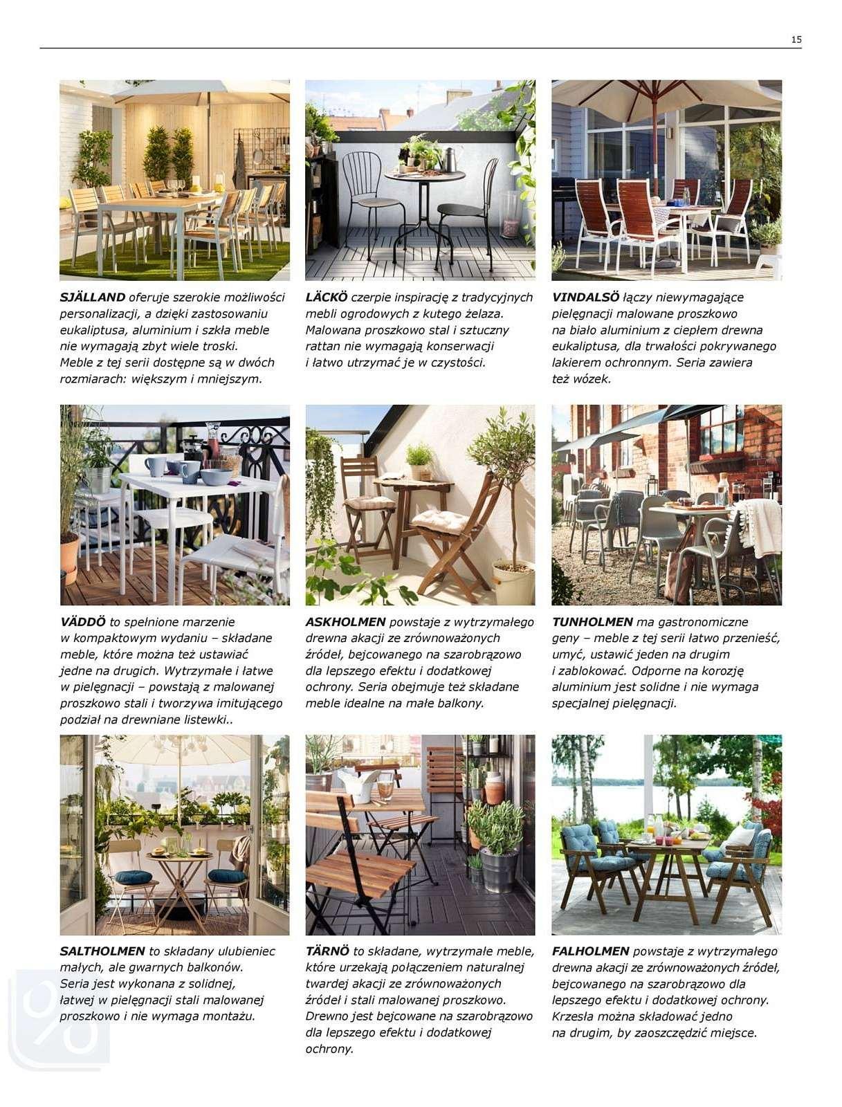 Gazetka promocyjna IKEA do 31/07/2018 str.14