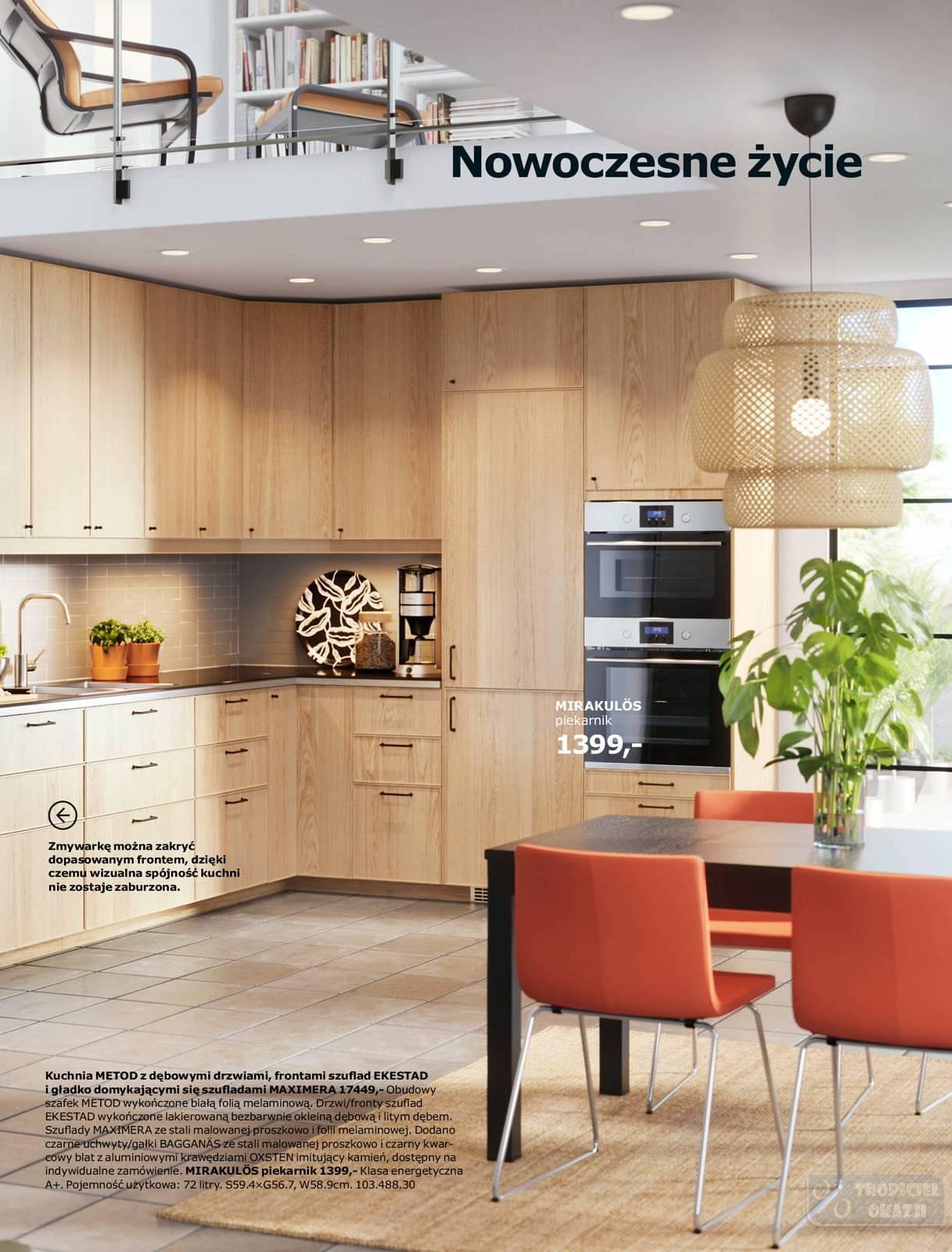Gazetka Promocyjna I Reklamowa Ikea Katalog Kuchnie 2018