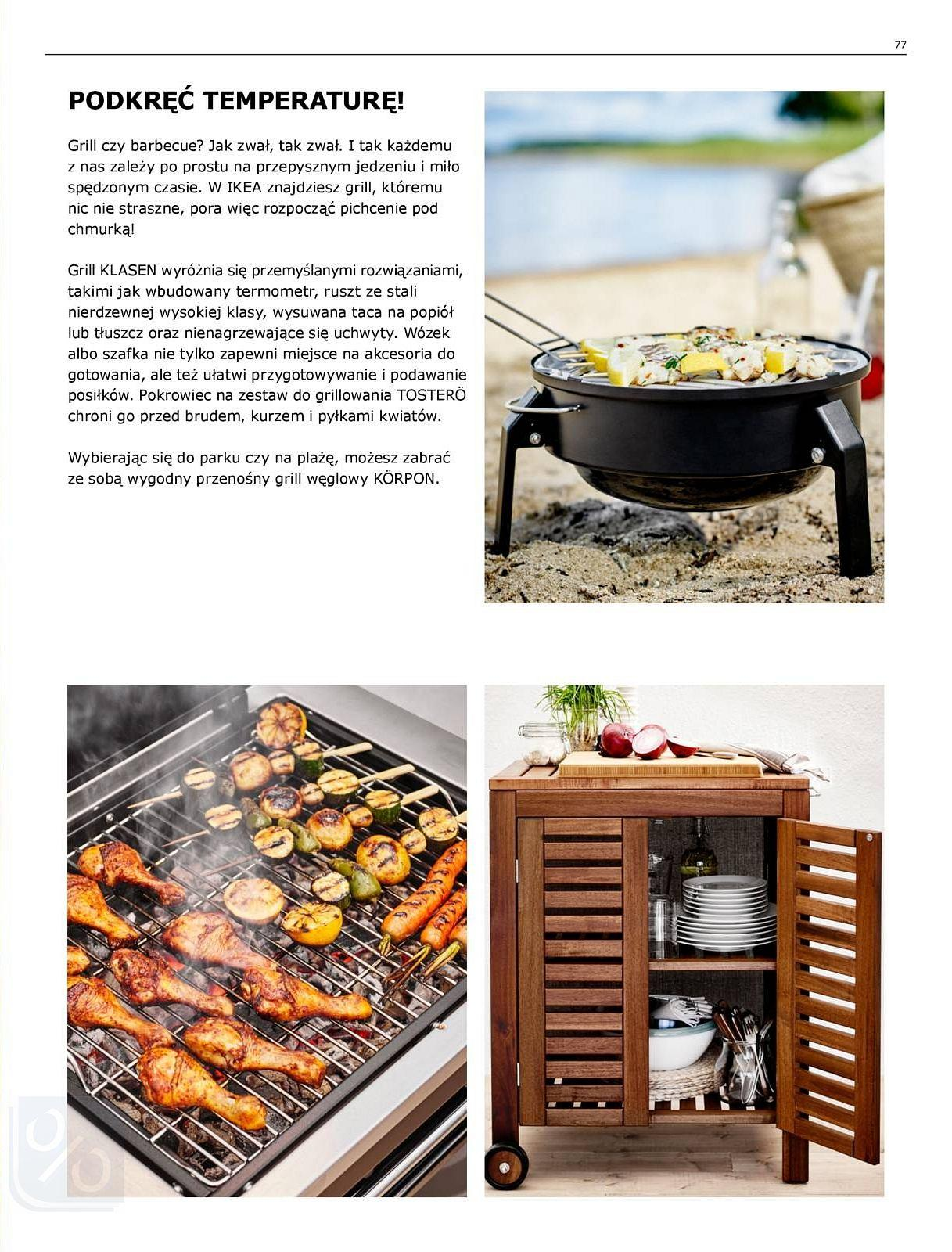 Gazetka promocyjna IKEA do 31/07/2018 str.77