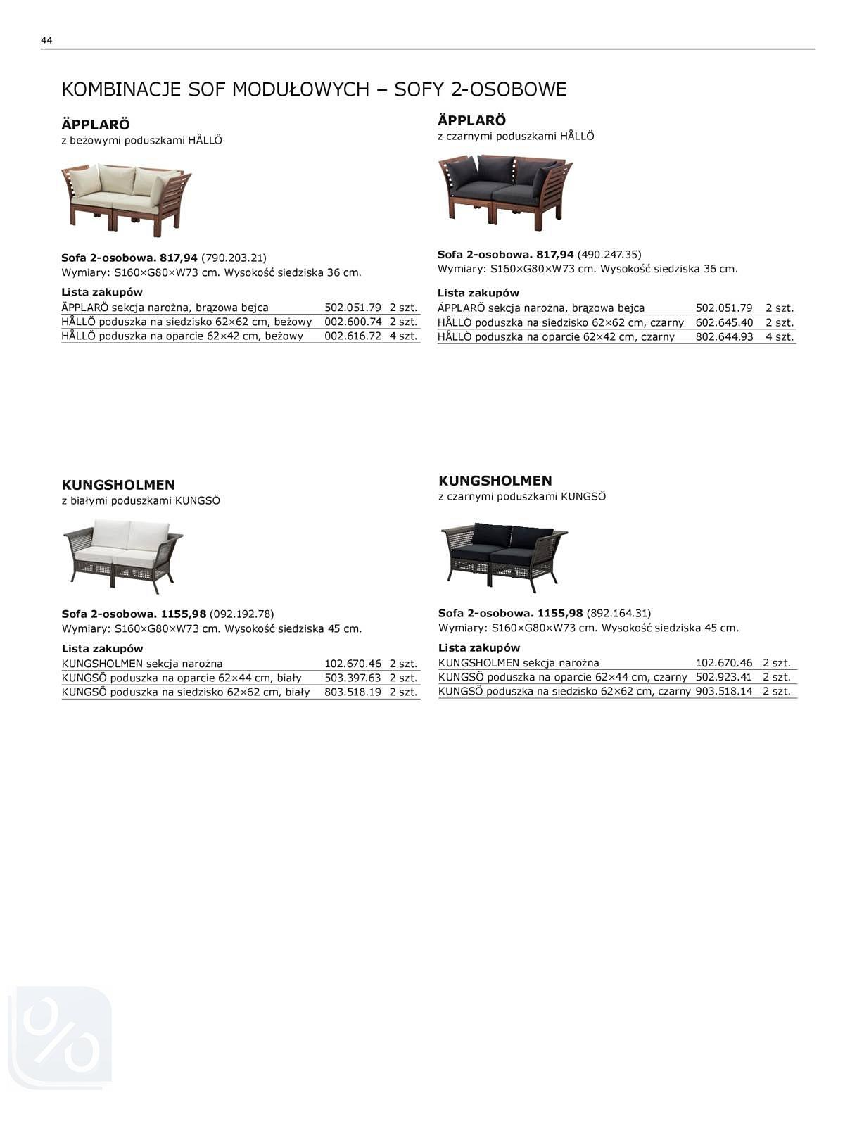 Gazetka promocyjna IKEA do 31/07/2018 str.43