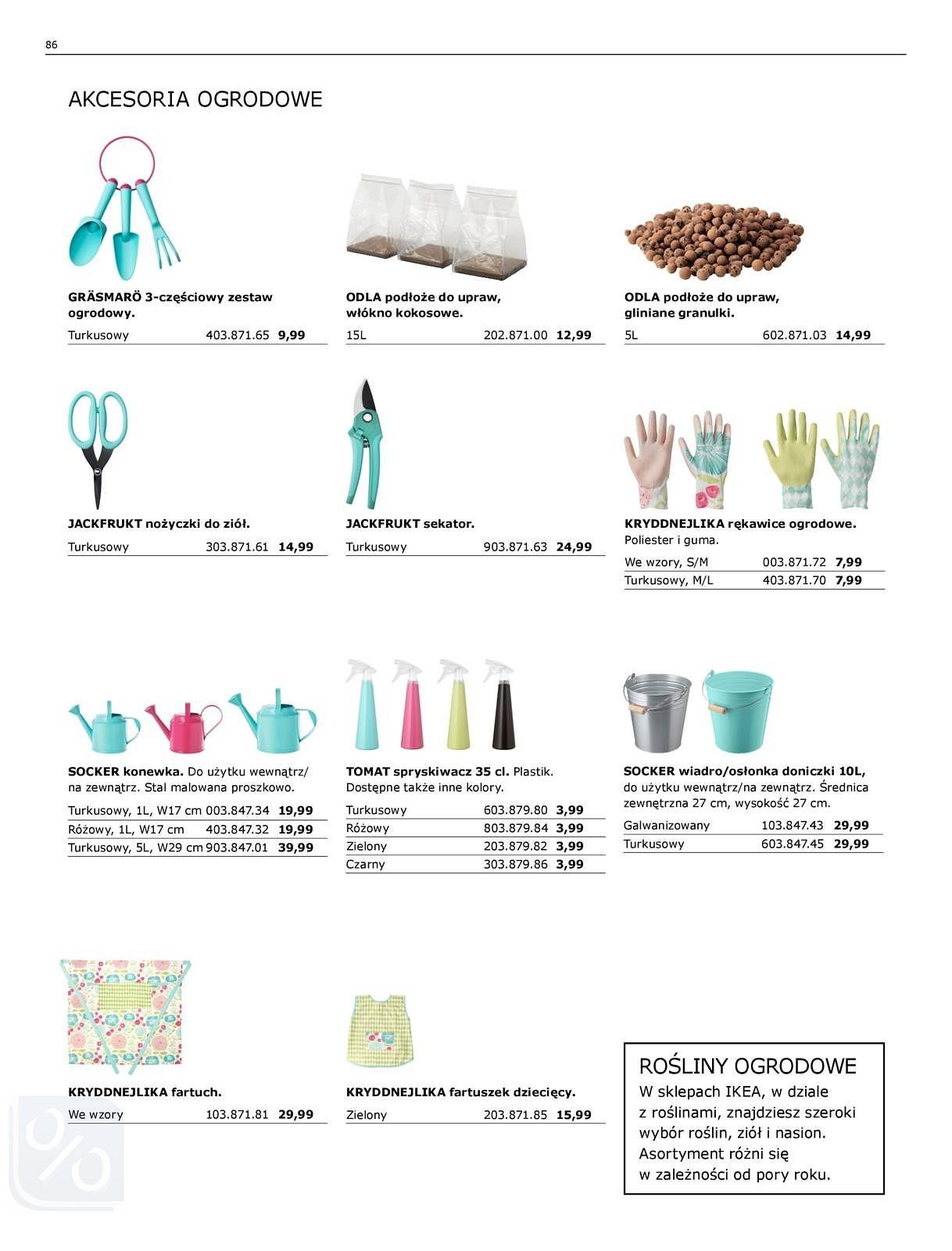 Gazetka promocyjna IKEA do 31/07/2018 str.86