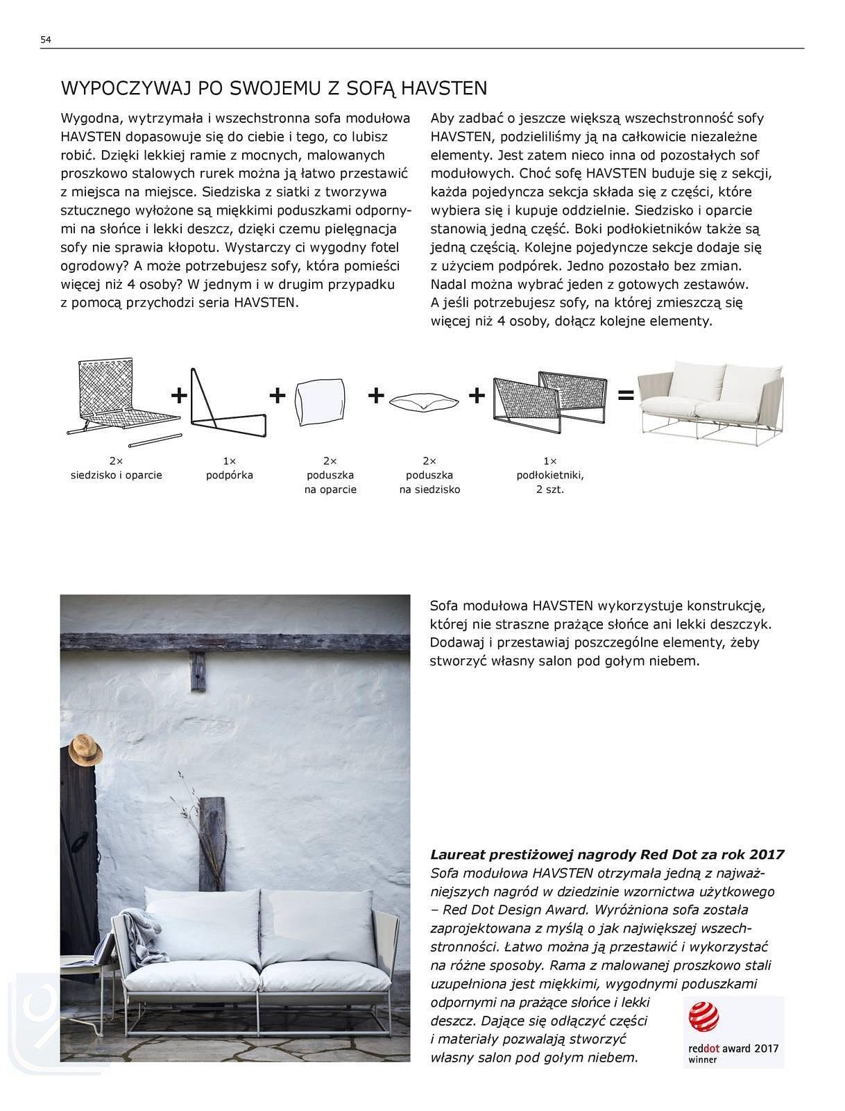 Gazetka promocyjna IKEA do 31/07/2018 str.53