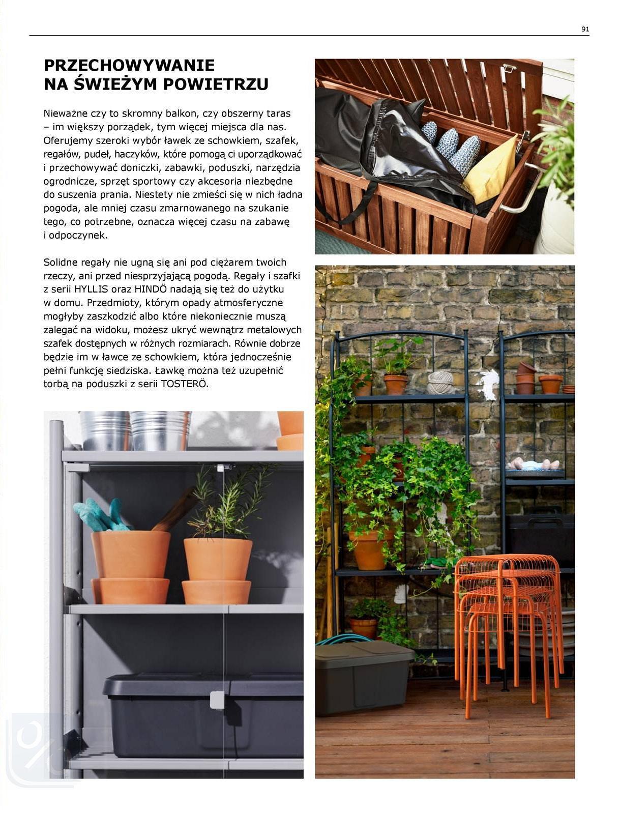 Gazetka promocyjna IKEA do 31/07/2018 str.91