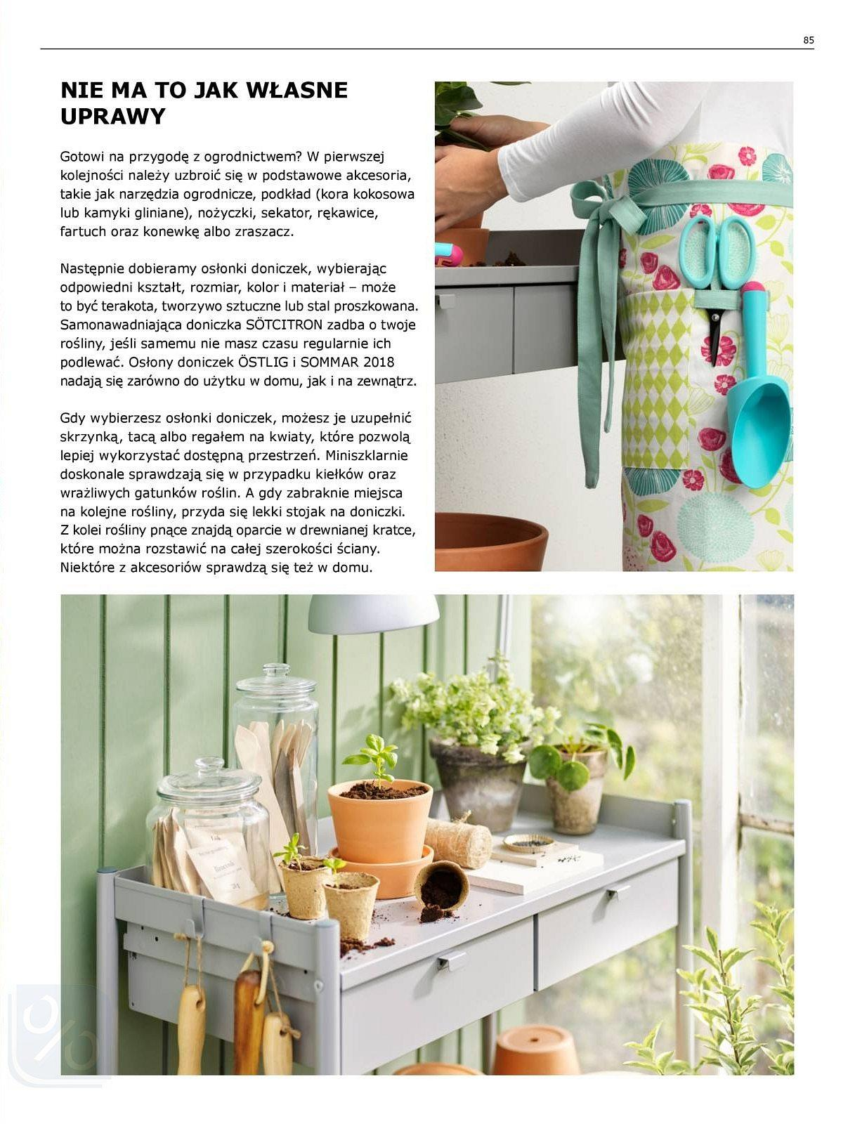 Gazetka promocyjna IKEA do 31/07/2018 str.84