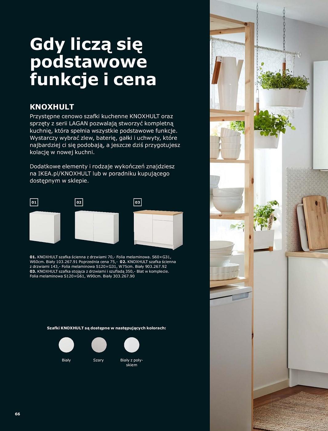 Gazetka Promocyjna I Reklamowa Ikea Kuchnie 2019 Od 27082018