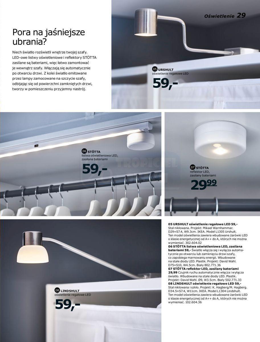 Gazetka Promocyjna I Reklamowa Ikea Szafy 2017 Od 0109