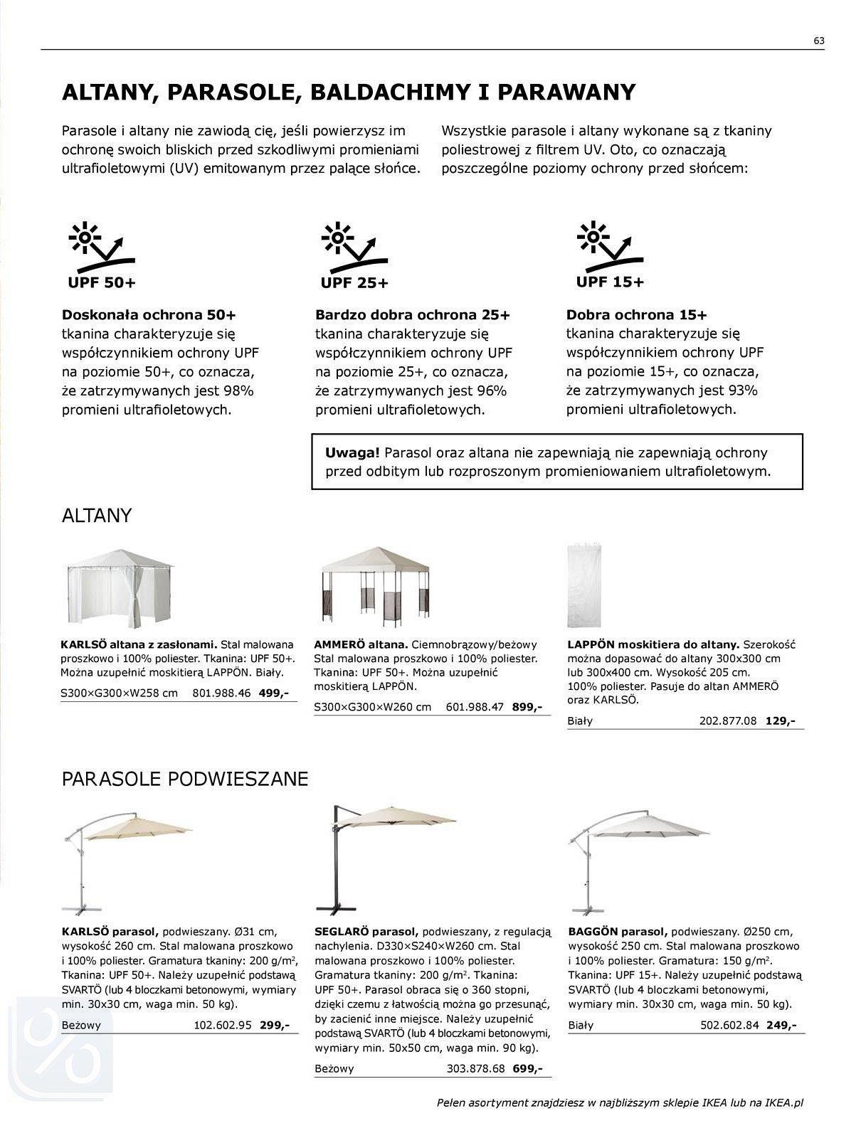 Gazetka promocyjna IKEA do 31/07/2018 str.63