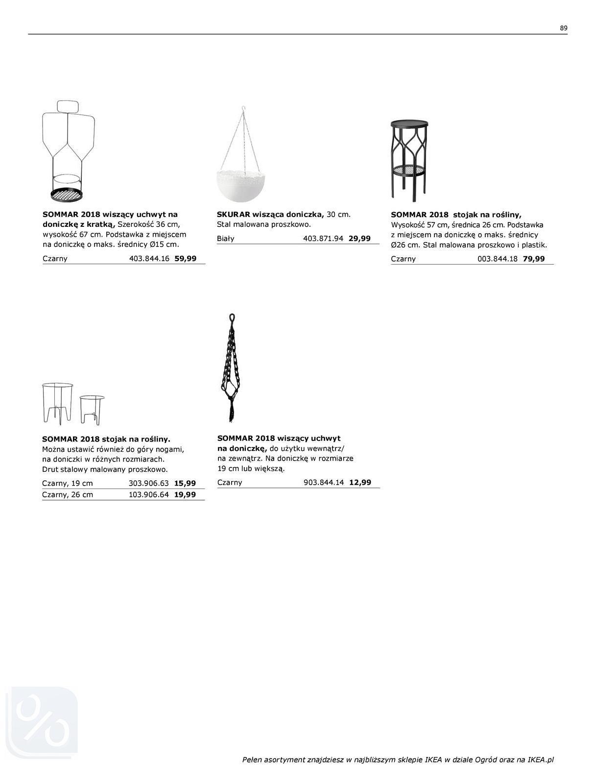 Gazetka promocyjna IKEA do 31/07/2018 str.88