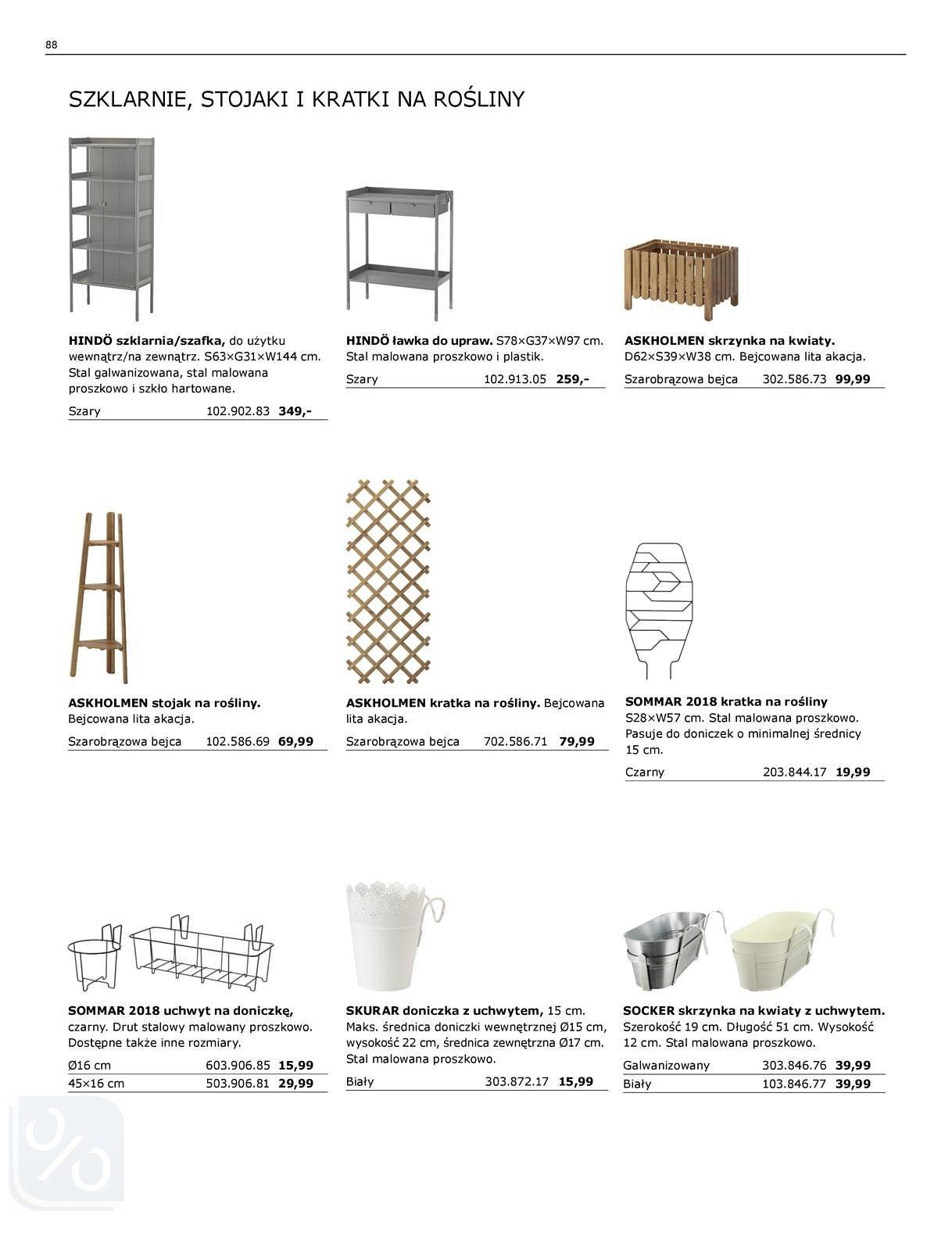 Gazetka promocyjna IKEA do 31/07/2018 str.87