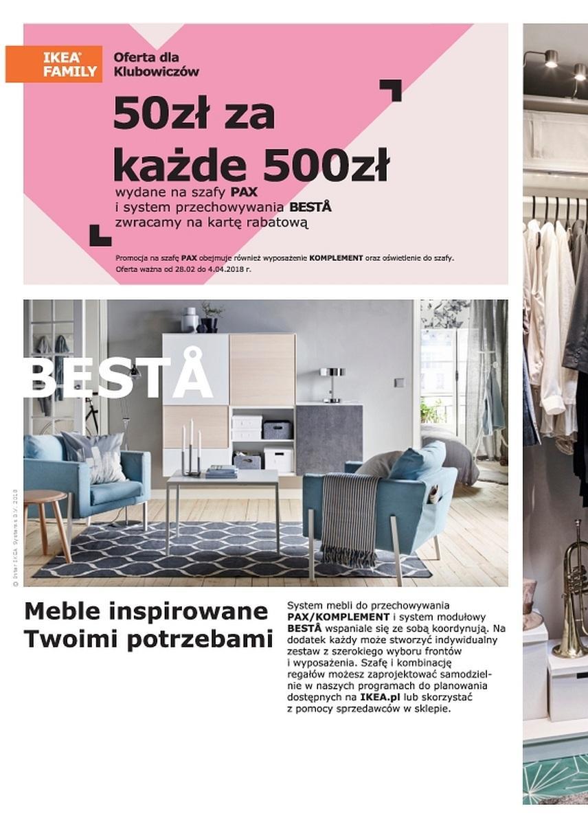 Gazetka Promocyjna I Reklamowa Ikea Ikea Promocje Od 28022018