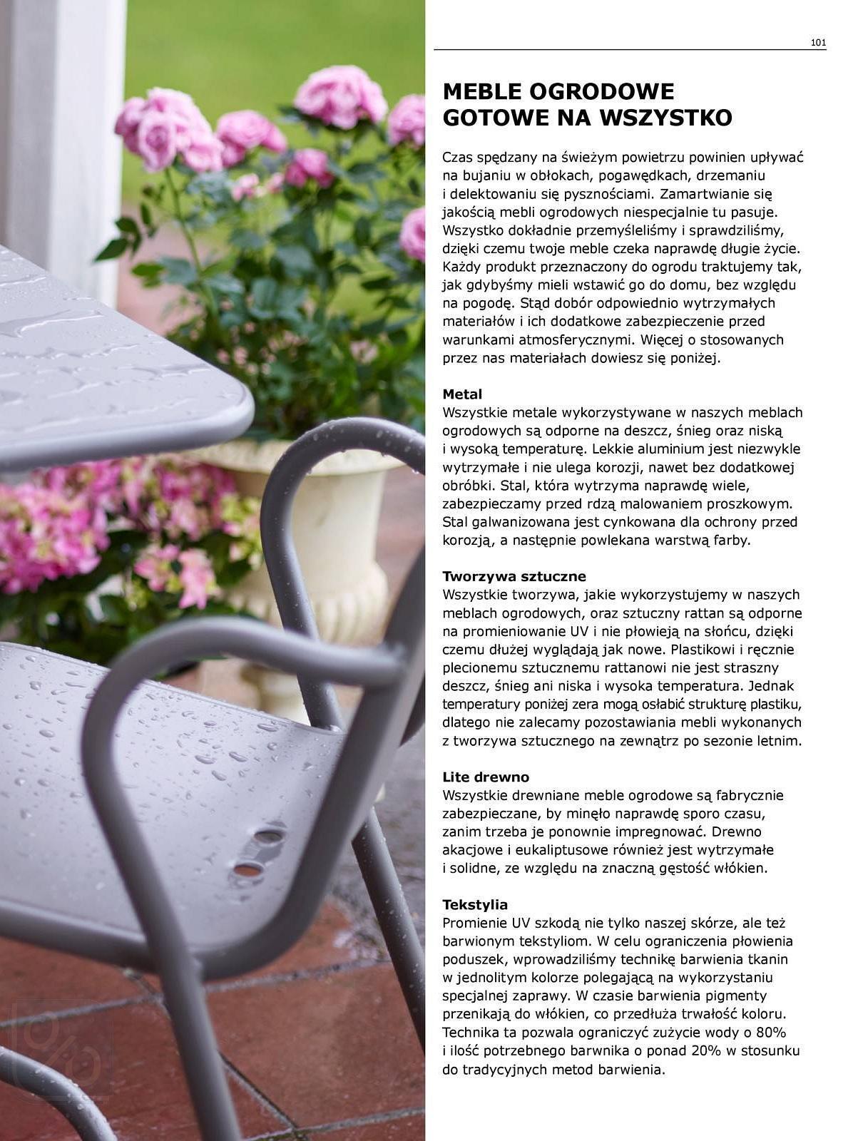 Gazetka promocyjna IKEA do 31/07/2018 str.101
