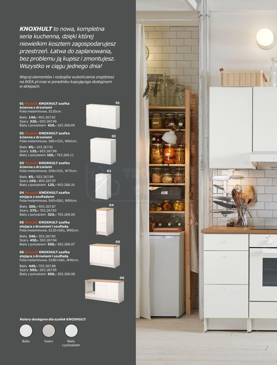 Gazetka Promocyjna I Reklamowa Ikea Kuchnie 2017 Od 01092016