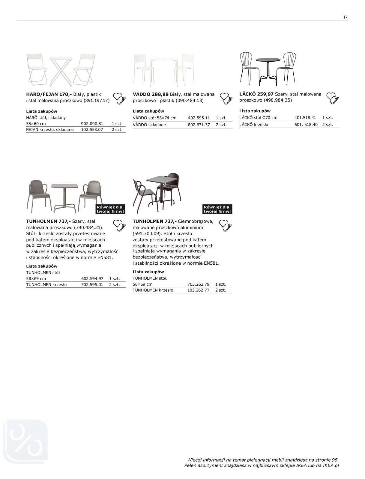 Gazetka promocyjna IKEA do 31/07/2018 str.17