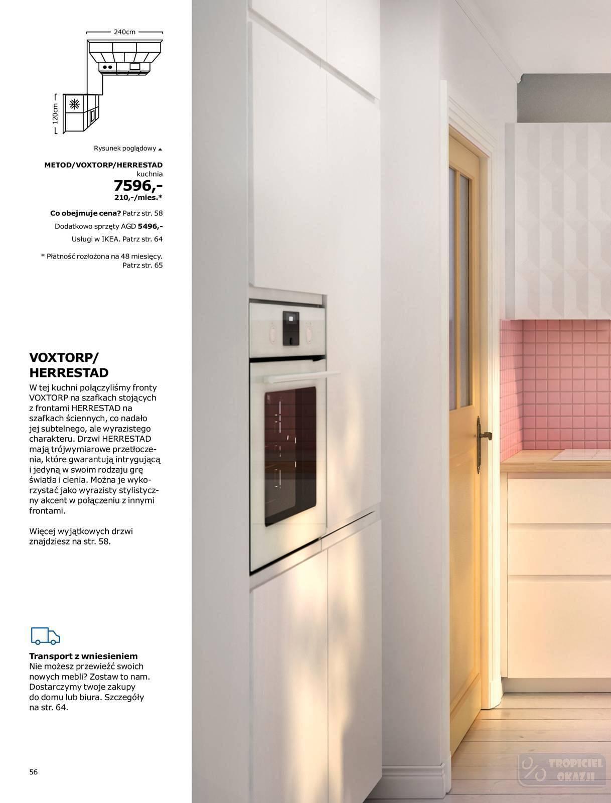 Gazetka Promocyjna I Reklamowa Ikea Katalog Kuchnie 2018 Od 12