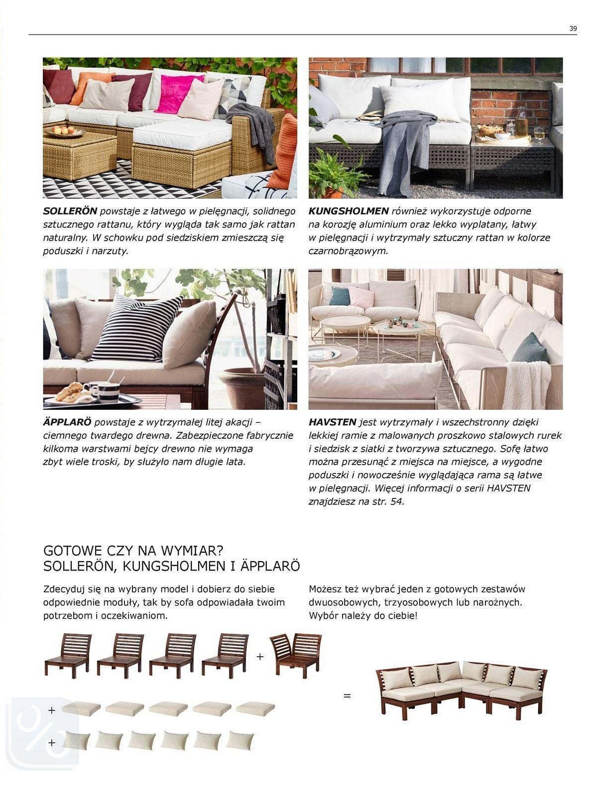 Gazetka promocyjna IKEA do 31/07/2018 str.39