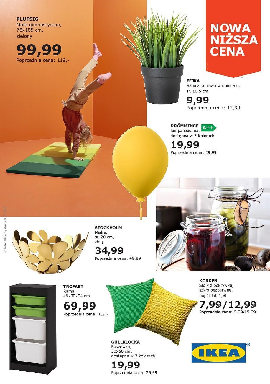Gazetka promocyjna IKEA do 30/09/2018 str.8