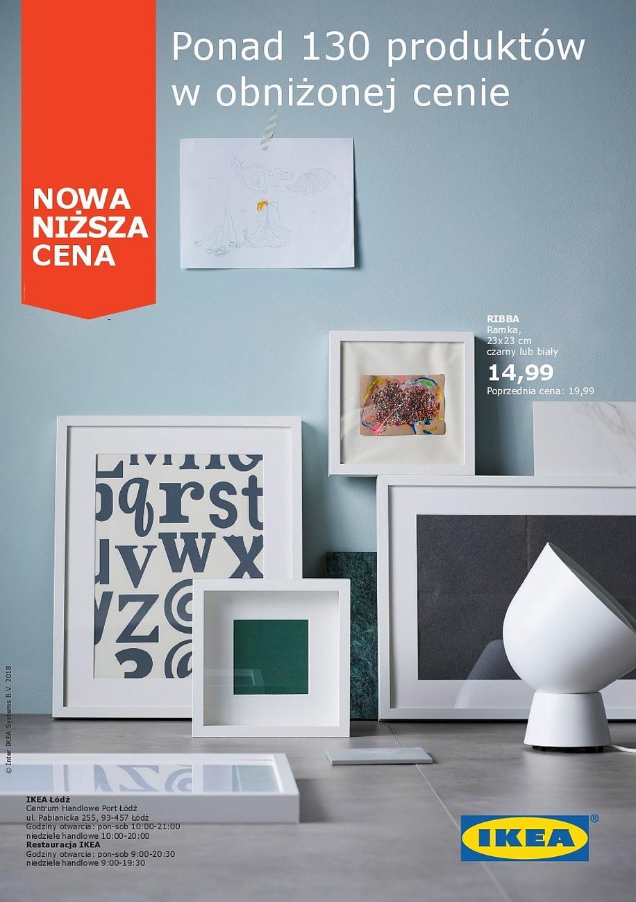 Gazetka promocyjna IKEA do 30/09/2018 str.1