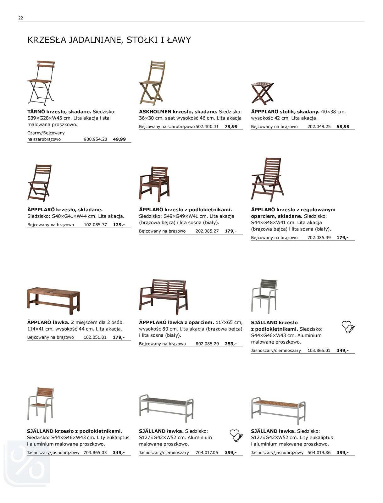 Gazetka promocyjna IKEA do 31/07/2018 str.21