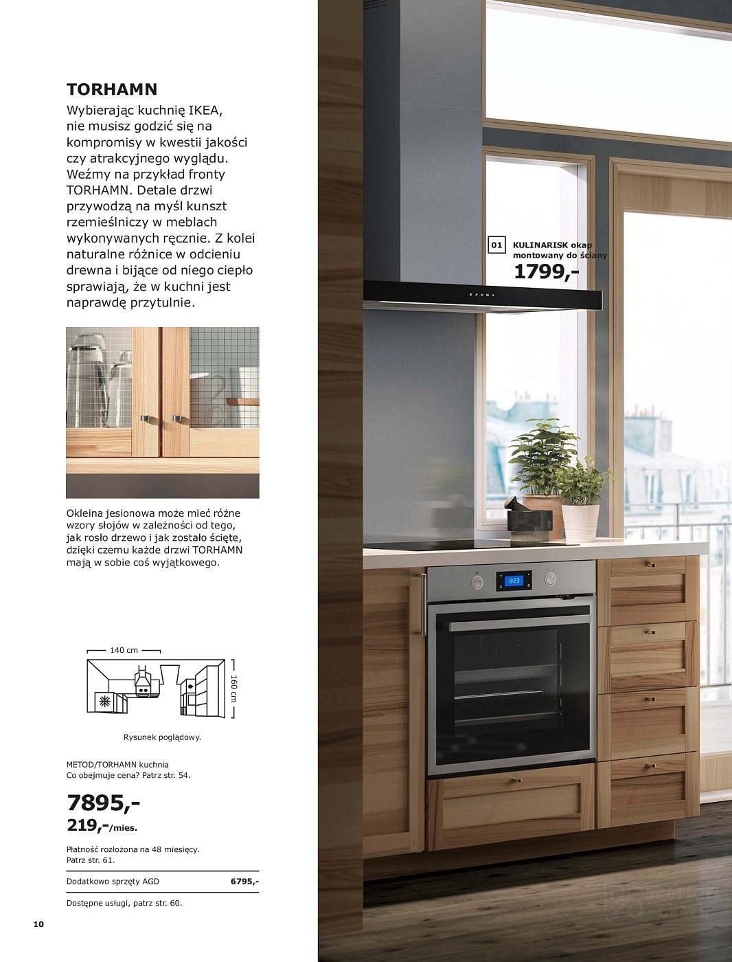 Gazetka Promocyjna I Reklamowa Ikea Kuchnie 2019 Od 27