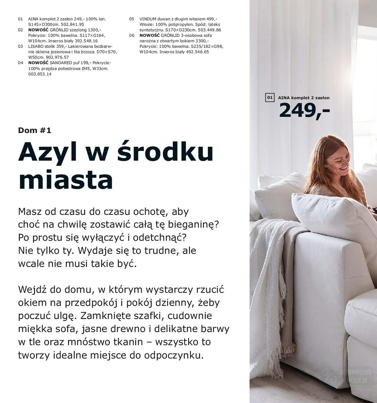 Gazetka promocyjna IKEA do 31/07/2019 str.8