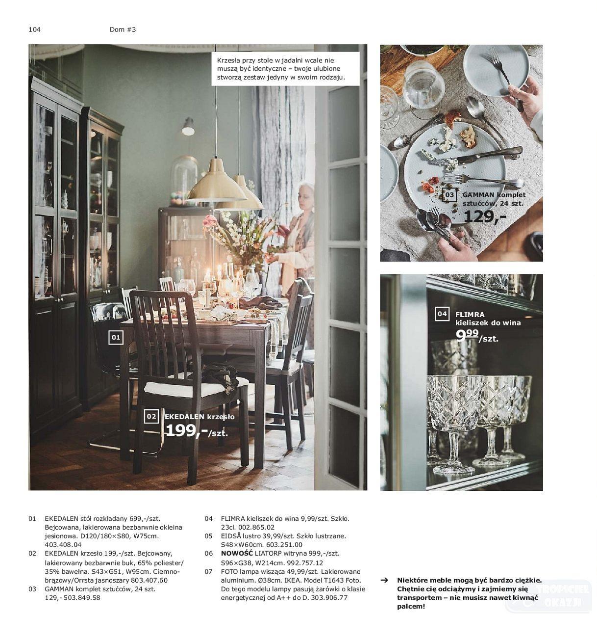 Gazetka promocyjna IKEA do 31/07/2019 str.104