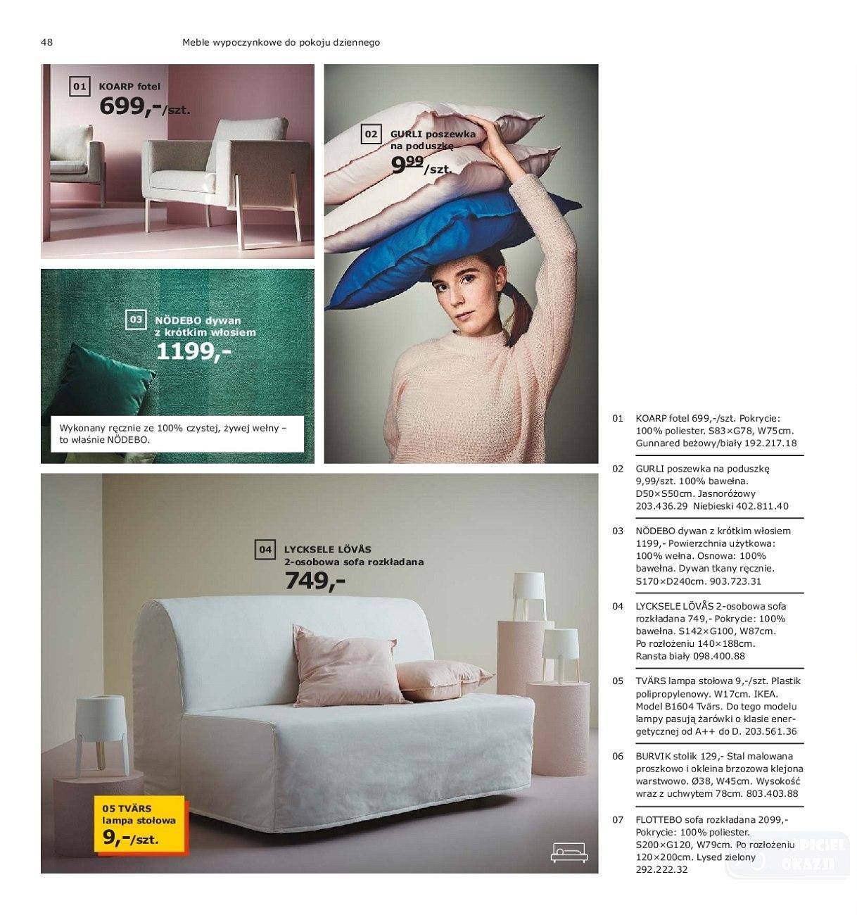 Gazetka promocyjna IKEA do 31/07/2019 str.47