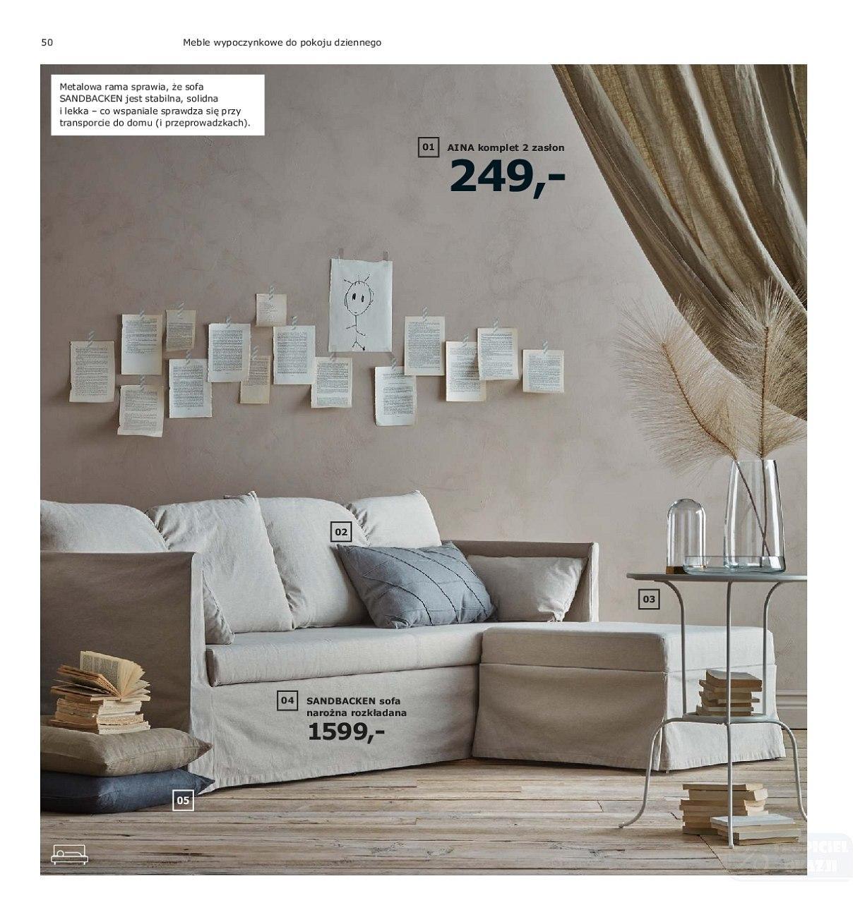Gazetka promocyjna IKEA do 31/07/2019 str.50