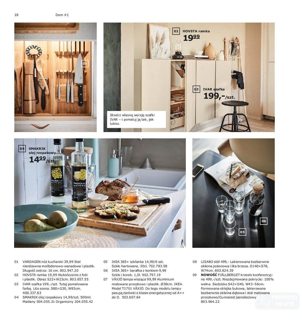 Gazetka promocyjna IKEA do 31/07/2019 str.18