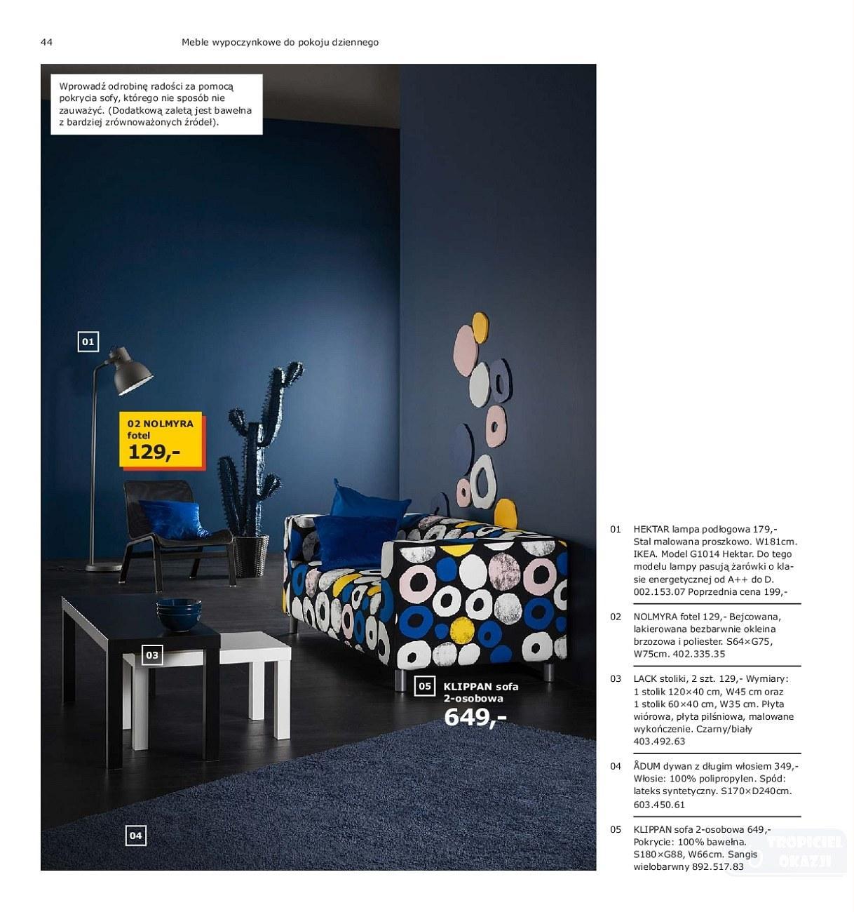 Gazetka promocyjna IKEA do 31/07/2019 str.44