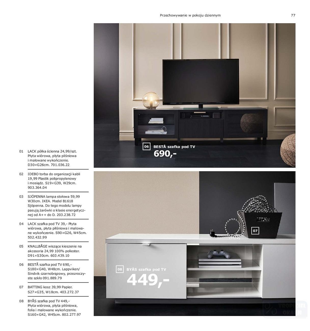 Gazetka promocyjna IKEA do 31/07/2019 str.77