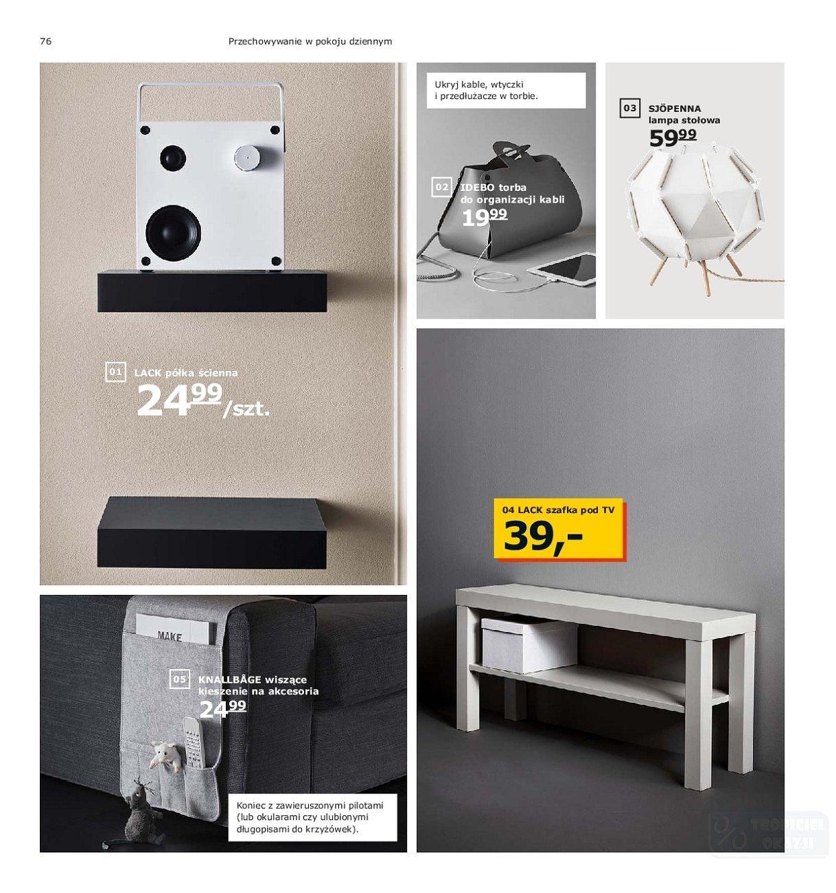 Gazetka promocyjna IKEA do 31/07/2019 str.76