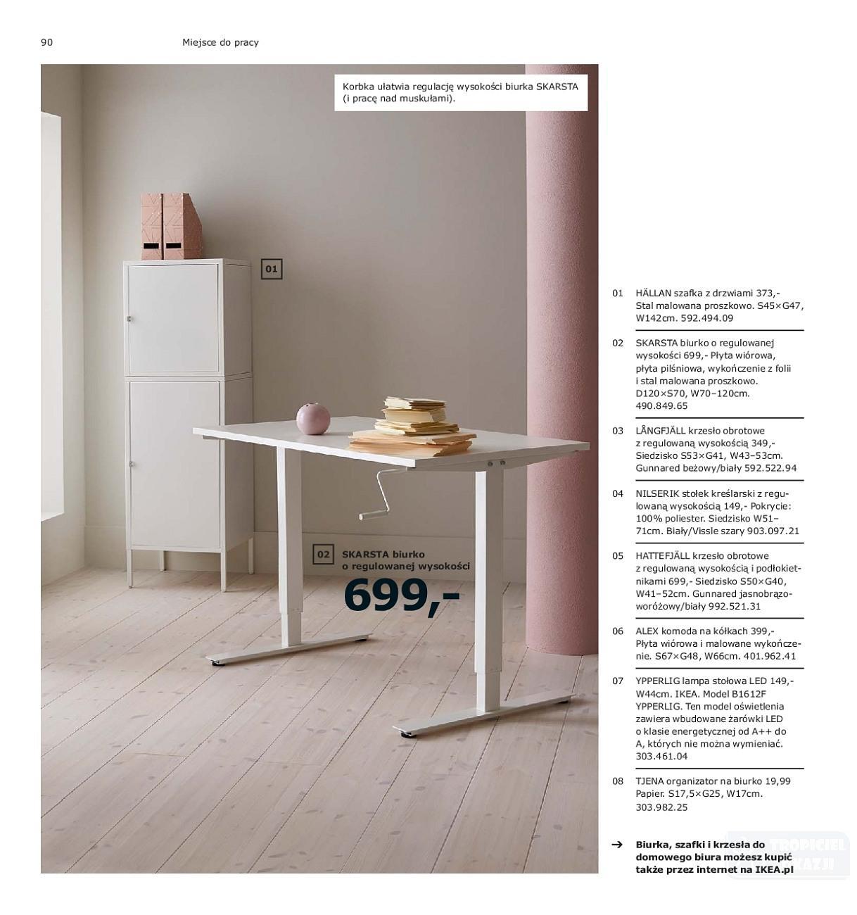 Gazetka promocyjna IKEA do 31/07/2019 str.90