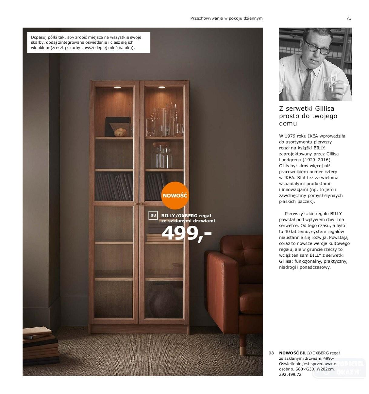 Gazetka promocyjna IKEA do 31/07/2019 str.73