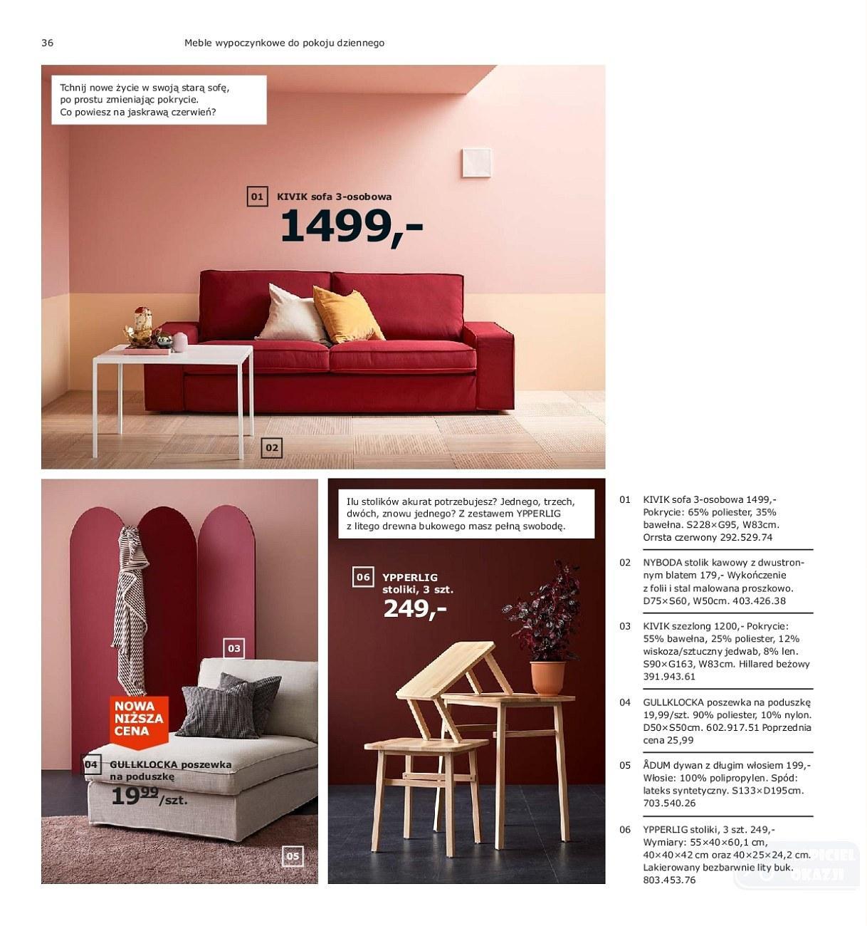 Gazetka promocyjna IKEA do 31/07/2019 str.36