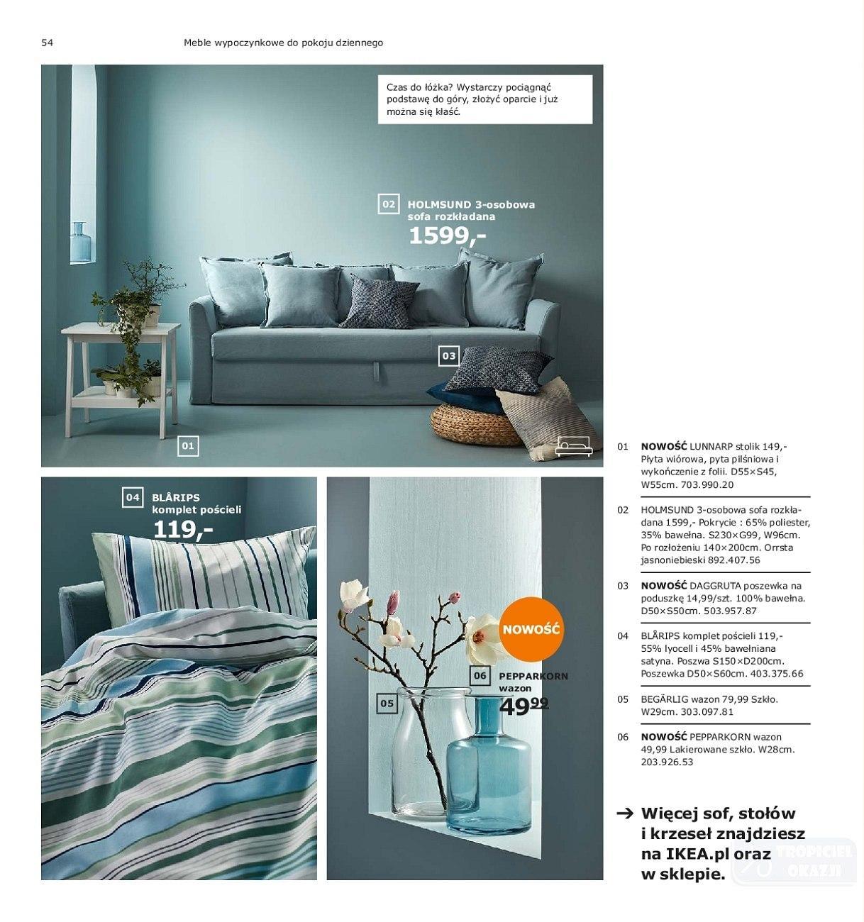Gazetka promocyjna IKEA do 31/07/2019 str.54